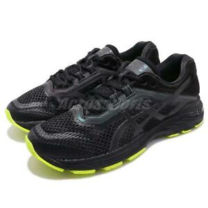 Details about Asics GT-2000 6 Lite-Show Black Reflective Men Running Shoe  Sneaker 1011A186-001