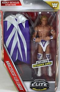 "WWE narcissique ""lex luger légende WCW WWF elite series 45 wrestling figure action 							 							</span>"