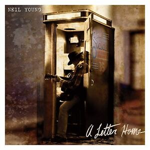 NEIL-YOUNG-A-Letter-Home-CD-BRAND-NEW-Gatefold-Sleeve