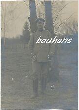 Foto Polen Koniecpol-Schlesien-Offizier Strassenbau-Komp.51 Frühjahr 1915 (c369)