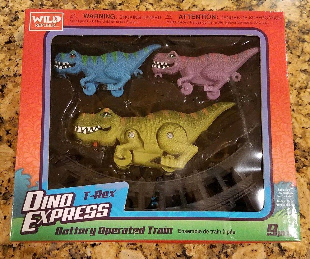 Ans Dinosaurs Play Set-T-Rex 3