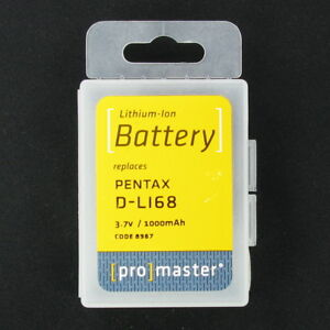 ProMaster-D-LI68-Replacement-1000mAh-Lithium-Ion-Battery-Pack-8967-Pro-Q58