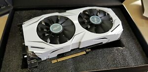 ASUS Dual-Serie GeForce GTX 1060 6GB GDDR5 Gaming-Grafikk