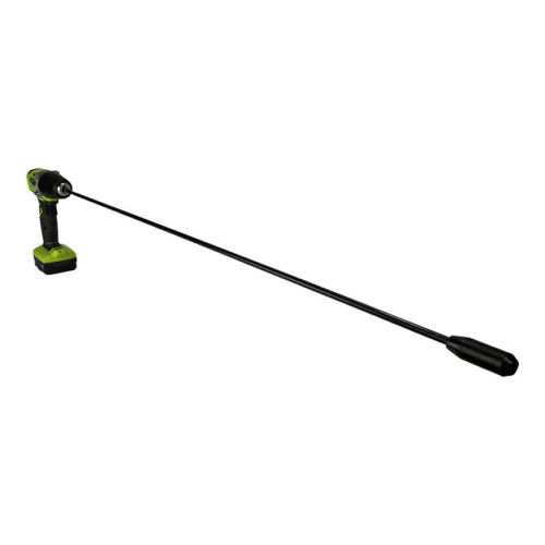 """TerMight 24/"""" Flex Bit Extension with 1//4/"""" Shank 2-Foot"""