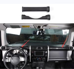 For Toyota FJ Cruiser 2007-2020 Carbon Fiber Dashboard Center Console Cover Trim