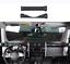 thumbnail 1 - For Toyota FJ Cruiser 2007-2020 Carbon Fiber Dashboard Center Console Cover Trim