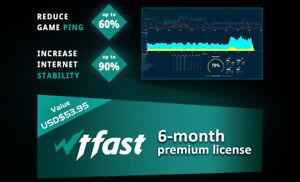 Details about WTFAST 6 Month premium license
