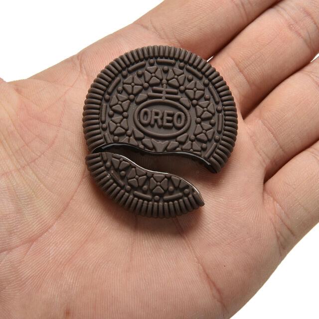 Biscuit Bitten Restored Gimmick Cookieose-Up Magic Street Magic Trick WA