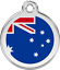 DOG-CAT-TAGS-NATIONAL-FLAGS-FULLY-ENGRAVED-amp-GUARANTEED-FOR-LIFE thumbnail 10