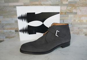 Gris Chaussures Autrefois Sombre 44 Moreschi 38820 Neuf 10 Bottines Bottes 5 5 8xAO0