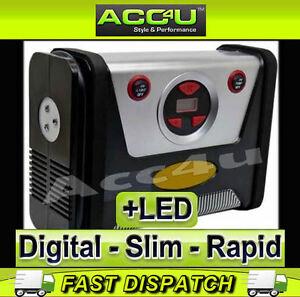 12v-Car-4x4-Van-Bike-Auto-Cut-Off-MP-Rapid-Digital-Tyre-Air-Compressor-Inflator