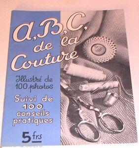 Brochure-publicitaire-32-pages-A-B-C-de-la-COUTURE-offert-par-GUTERMANN