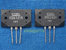 5pair(10pcs) of 2SA1215 & 2SC2921 SANKEN Audio GP Transistor