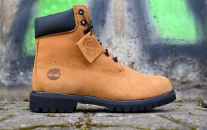 save off df121 67cb5 ... Timberland-Classic-6-Pouce-Premuim-Chaussures-Homme-Bottes-