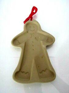 VINTAGE 1992 BROWN BAG Cookie Art GINGERBREAD MAN COOKIE ...
