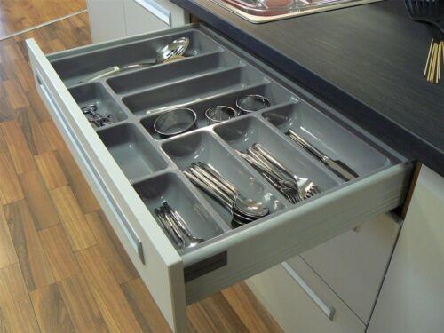 Quality Plastic Cutlery Trays Kitchen Drawers Inserts   eBay