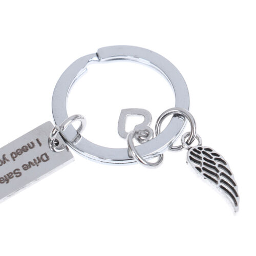 Keyring Gift Drive safe I need you here with me Father Day gift keych nr