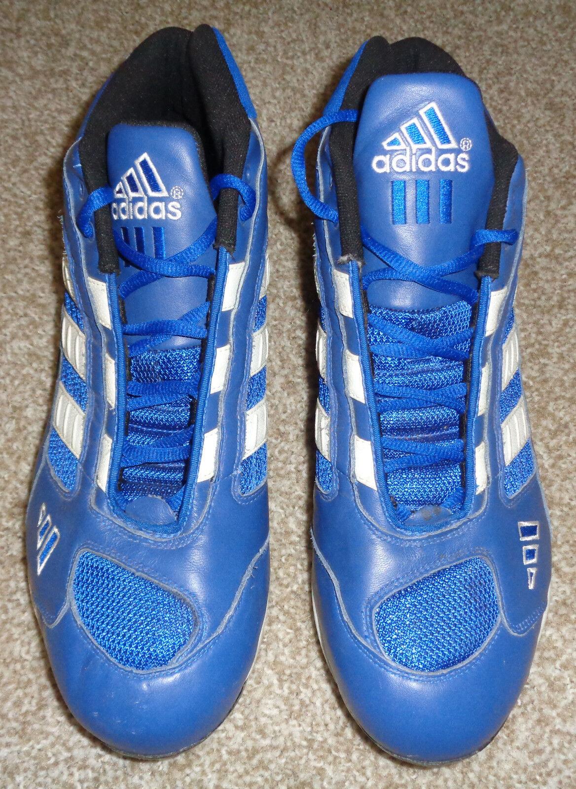 Adidas High-Top Baseball Cleats Size 14 US 13-1 2  2 FR JP 320