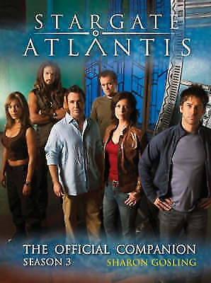 1 of 1 - Stargate: Atlantis: The Official Companion Season 3-ExLibrary