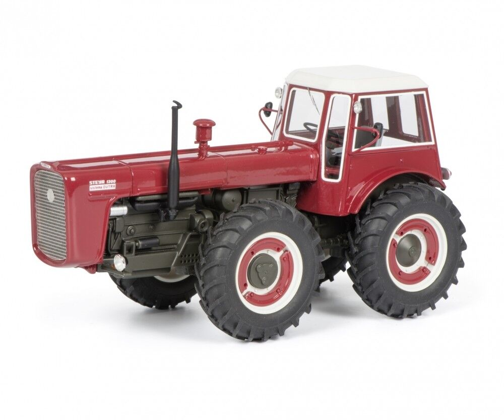 Schuco 1/32 Steyr 1300 System Dutra Tractor 450903600