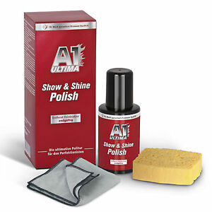 dr wack a1 show shine polish 250 ml politur f r einen. Black Bedroom Furniture Sets. Home Design Ideas