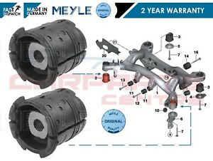 Para-BMW-Eje-Trasero-Frente-Marco-Superior-subframe-sub-Bush-ARBUSTOS-MEYLE-33316758259