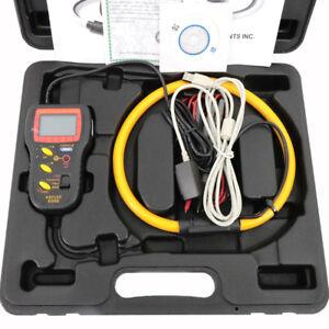 New-AFLEX-6300-Graphic-Power-Quality-Analyzer-Power-Analyzer
