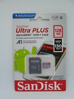 100MBs A1 U1 C10 Works with SanDisk SanDisk Ultra 128GB MicroSDXC Verified for Wacom Cintiq Companion is a 13.3 by SanFlash