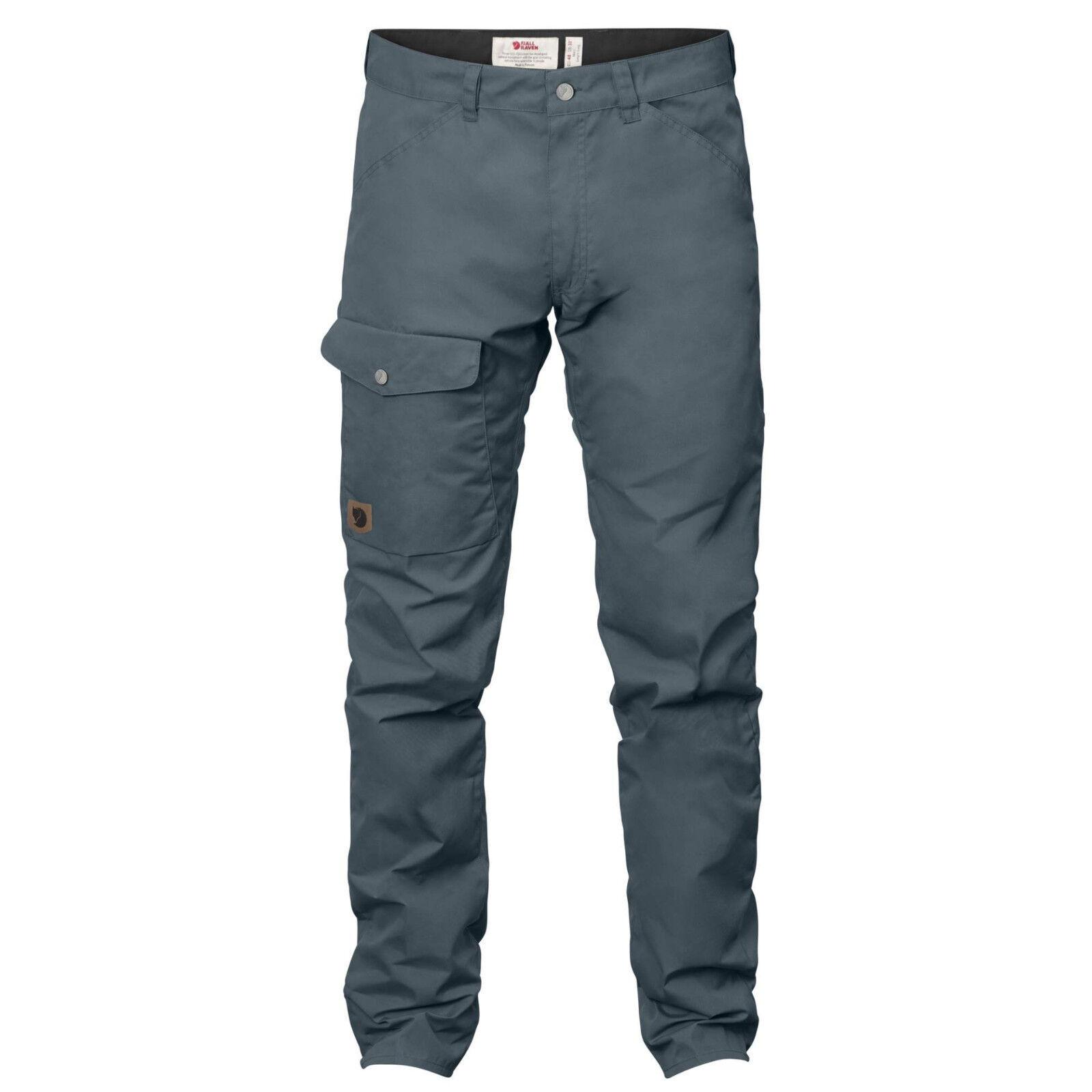 Fjällräven verdeland jeans Men 81871 Dusk g-1000 pantalones señores pantalones outdoorhose