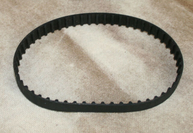 "120XL037 Timing Belt 60 Teeth Cogged Black Rubber Toothed Belt 12/"" Long"