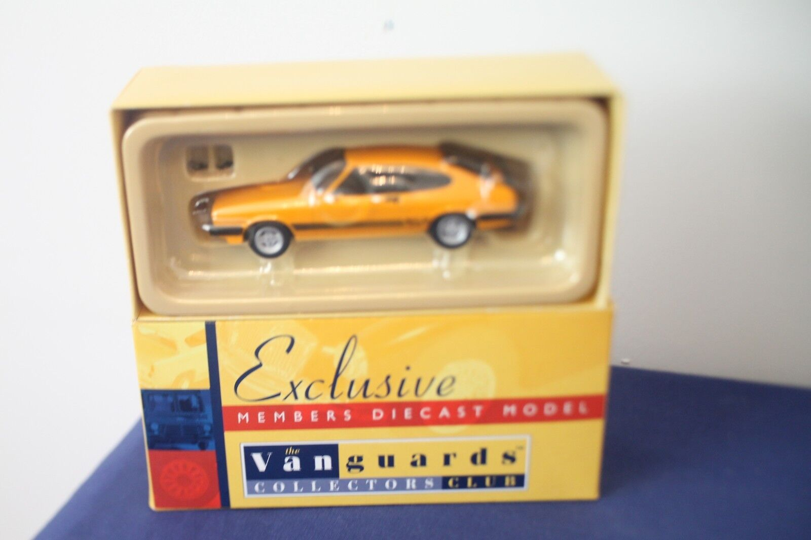 Vanguard Collectors Club Exclusive Model Cars