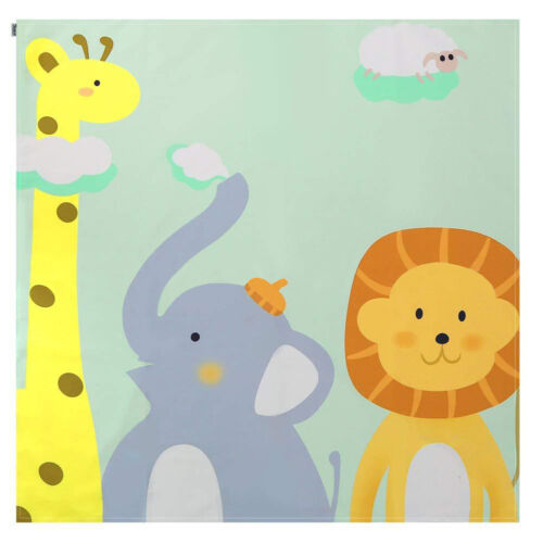 Giraffe Baby High Chair Floor Mat Washable Splat Mat Mess Floor Protector 51inch