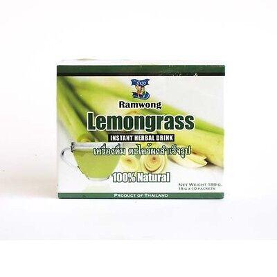 RAMWONG LEMONGRASS INSTANT HERBAL DRINK