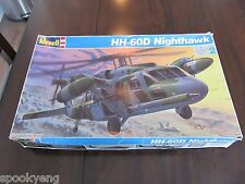 Revel 1:48 HH-60D Nighthawk #4344 Helicopter Plastic Model Rare Kit