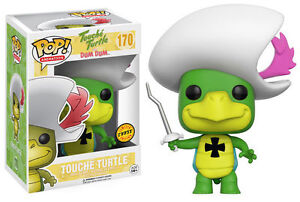 Rare-Touche-Turtle-CHASE-Funko-Pop-Vinyl-NEW-IN-Mint-BOX-P-P