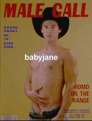 gay Kyano reeves