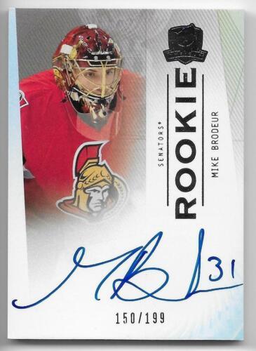 para elegir de la lista #91-111 09//10 la Copa Rookies autógrafo RC Hockey//199