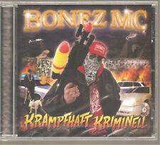 "BONEZ MC ""Krampfhaft Kriminell"" 187ers CD"