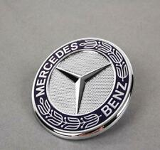 Mercedes W216 350SL 450SL 450SLC CL550 CLK63 GLK350 ML450 Genuine Hood Badge New
