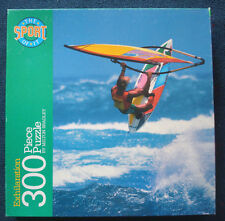 jigsaw puzzle 300 pc the sport of it series Exhilaration wind surfing surf