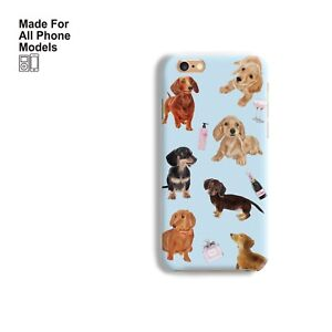 Dachshund-Puppy-Phone-Case-cover-iPhone-11-pro-max-X-8-7-Galaxy-S10-S9-Note-10-9