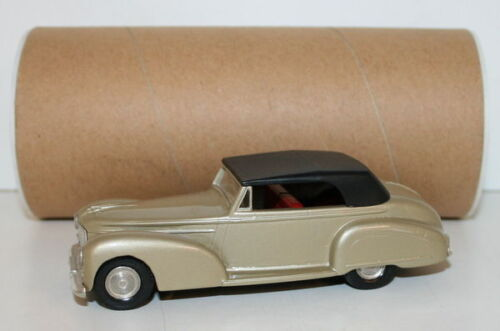 Sun Motor Co 143 Scale White Metal 105a Humber Super Snipe Drophead Coupe
