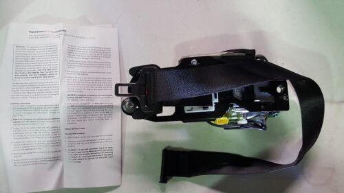 2015 Mercedes Benz C300 Front Right Black Seatbelt 20586066009C94