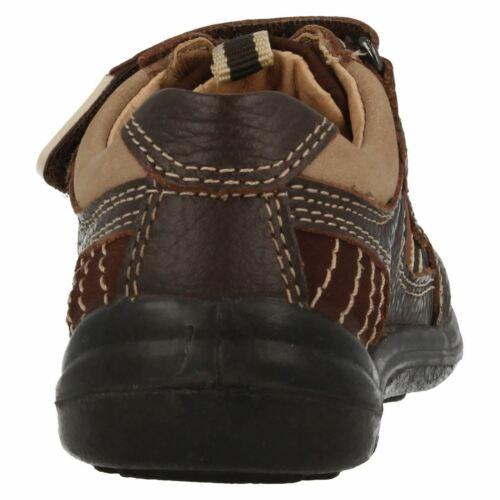 SALE £9.99 Boys Toddler Start rite hook /& loop fastening  Shoes ROWDY