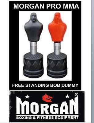 MORGAN BOB MAN BOXING PUNCHING BAG FREE STANDING BOB NEW DUMMY MMA UFC NEW