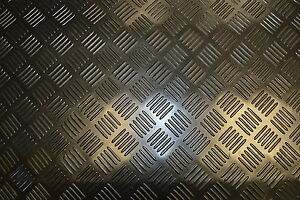 Black-5-Bar-Checker-Rubber-Matting-Flooring-Garage-3mm-Cheap-1-2m-1-5m-Wide