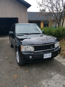 2006 Range Rover CERTIFIED IMMACULATE