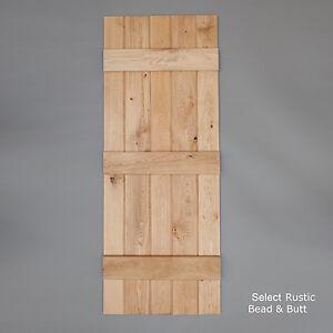Bead-amp-Butt-Solid-Oak-Internal-Ledged-Door-Cottage-Door-by-Heritage