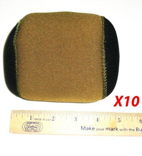 KUFA Bait Casting Reel Cover 3 Pcs Pack BC100x10