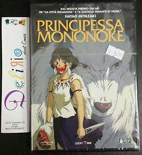 PRINCIPESSA MONONOKE (DVD)  Ed. LUCKY RED  SCONTO 10%
